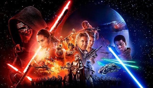Novo filme da saga Star Wars é um dos mais aguardados do ano - Foto: Divulgação