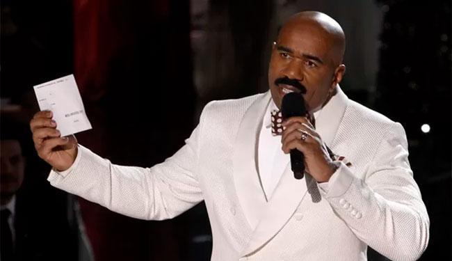 Steve trocou o nome da vencedora do Miss Universo - Foto: Agência Reuters