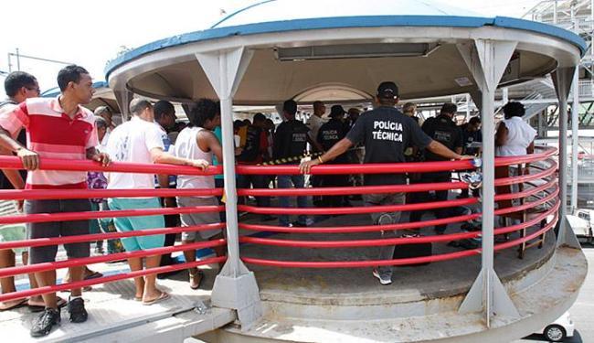 Edson era irmão de um sargento da PM. Ninguém foi preso pelo homicídio - Foto: Margarida Neide | Ag. A TARDE
