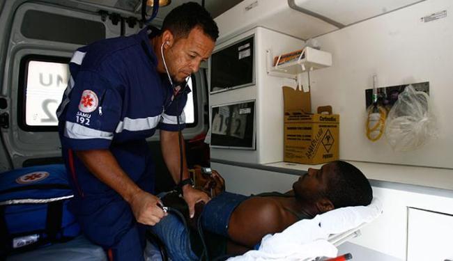 Das 47 vagas para o cargo de Técnico em Enfermagem, 3 são para pessoas com deficiência - Foto: Elói Corrêa   Ag. A TARDE