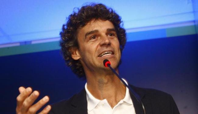 O catarinense vai receber o Troféu Adhemar Ferreira da Silva - Foto: Margarida Neide   Ag. A TARDE