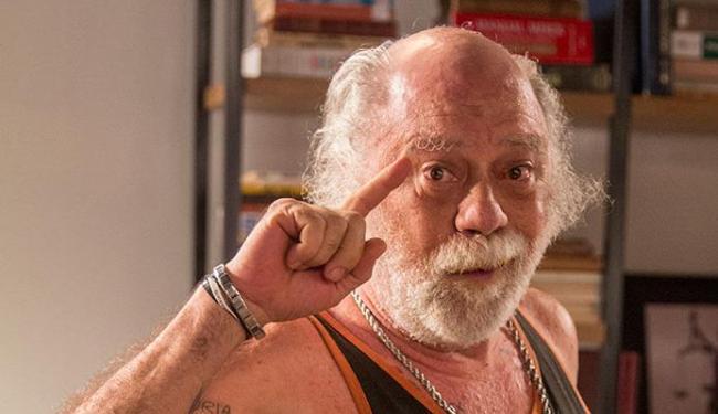 Tonico Pereira faz Ascânio na novela A Regra do Jogo - Foto: Divulgação | TV Globo