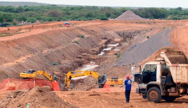 Operação Vidas Secas-Sinhá Vitória investiga suspeitas de desvio de R$ 200 milhões - Foto: Ivan Cruz | Ag. A TARDE | 09/06/10