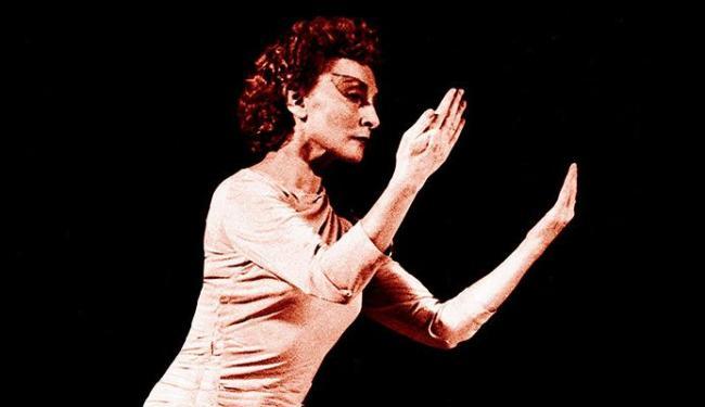 Yanka Rudzka foi diretora da Escola de Dança da Ufba - Foto: Silvio Robatto   Divulgação