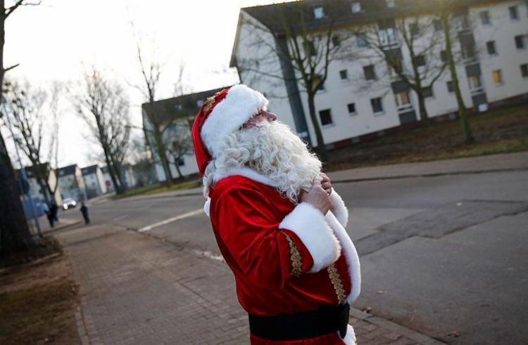 Comércio abriu poucas vagas para o bom velhinho este ano - Foto: Agência Reuters