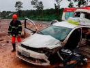 Mulher morre e quatro ficam feridos em acidente na BR-135 - Foto: Reprodução   Site Sigi Vilares