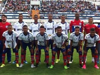 Esquadrãozinho foi derrotado pelo Taubaté por 1 a 0 - Foto: Reprodução l Twitter