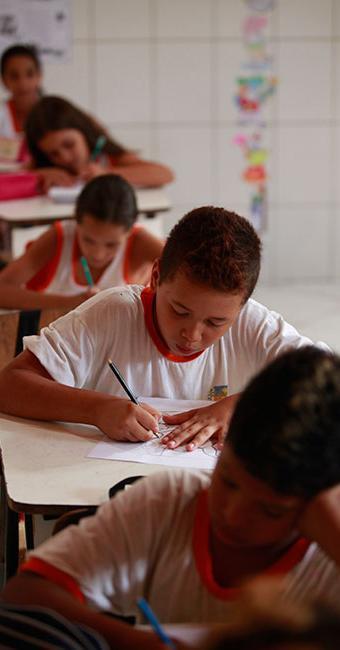 O dia de matrícula varia de acordo com a série que o aluno vai cursar - Foto: Fernando Vivas | Ag. A TARDE