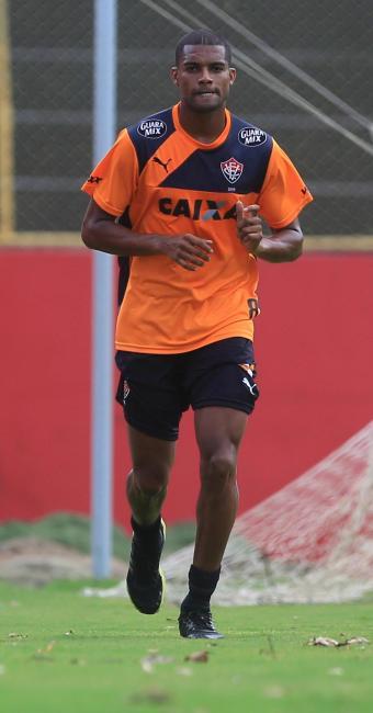Maicon segue treinando forte na Toca do Leão - Foto: Joá Souza | Ag. A TARDE