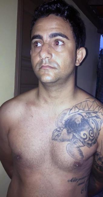 Nabiel foi preso na sexta-feira, 8, no município de Queimadas - Foto: Divulgação | Polícia Militar