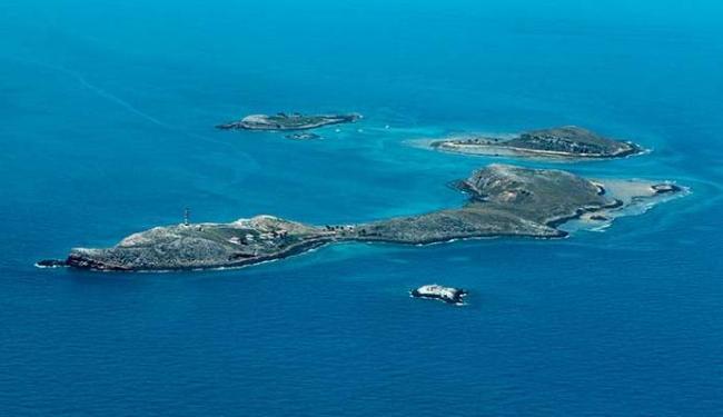 Não é mais possível ver as manchas no mar de Abrolhos - Foto: Manu Dias | Divulgação