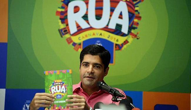 Neto lançou o site oficial (curtacarnaval.com.br) e um guia da festa - Foto: Divulgação