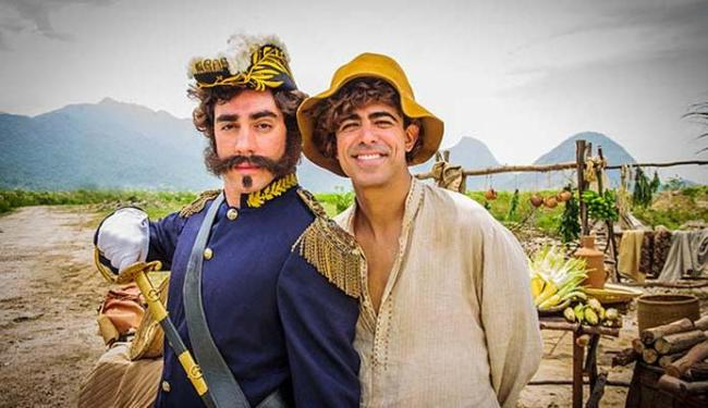 Marcelo Adnet e Marcius Melhem retornam com programa humorístico - Foto: Divulgação