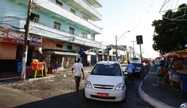 Estacionamento e circulação de veículos serão proibidos no Largo da Lapinha - Foto: Fernando Vivas   Ag. A TARDE