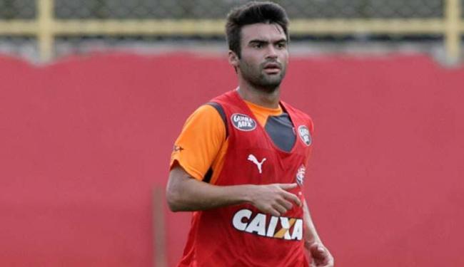 Reapresentado no Vitória, Arthur Maia treina no Barradão com elenco - Foto: Adilton Venegeroles | Ag. A TARDE