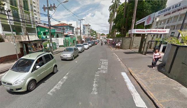 A mudança ocorrerá nos dias 23, 24, 30 e 31 de janeiro - Foto: Reprodução | Google Street