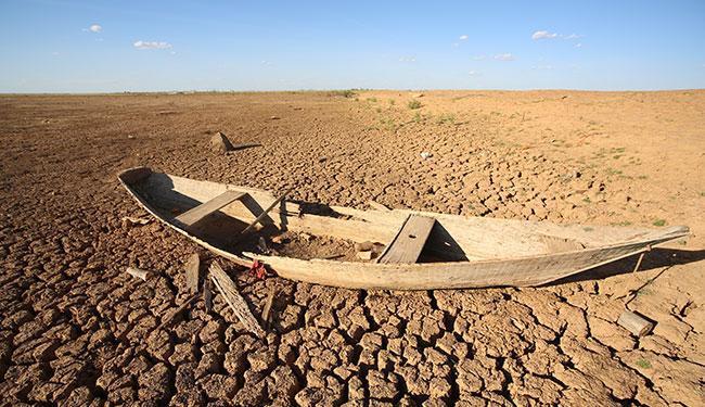 O período sem chuvas é consequência do fenômeno climático El Niño - Foto: Manoel Porto | Divulgação