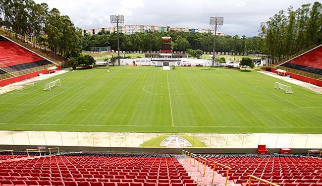 Jogo-treino seria realizado nesta sexta-feira, 22, no Barradão - Foto: Adilton Venegeroles   Ag. A TARDE