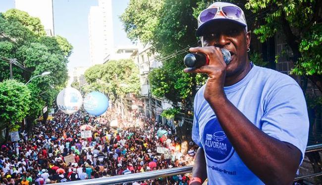 O bloco, consagrado no Carnaval, comemora 41 anos de existência - Foto: Fafa Araujo | Divulgação