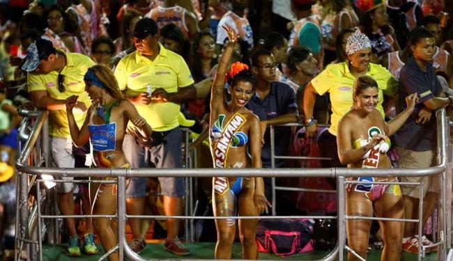 Bloco Traz a Massa só voltará a desfilar no Carnaval de 2017 - Foto: Adilton Venegeroles | Ag. A TARDE | 16.02.2015
