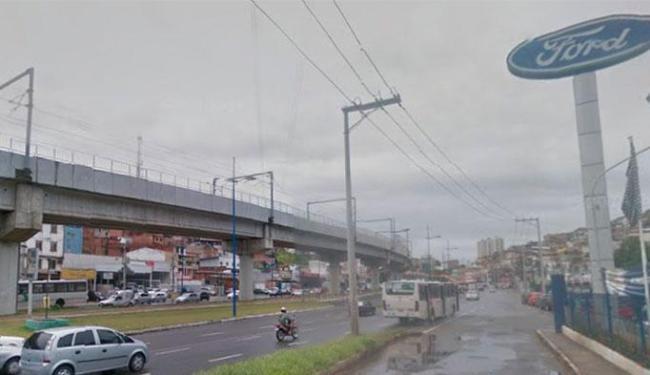 Crime aconteceu nas redondezas da concessionária Revisa - Foto: Reprodução   Google Maps