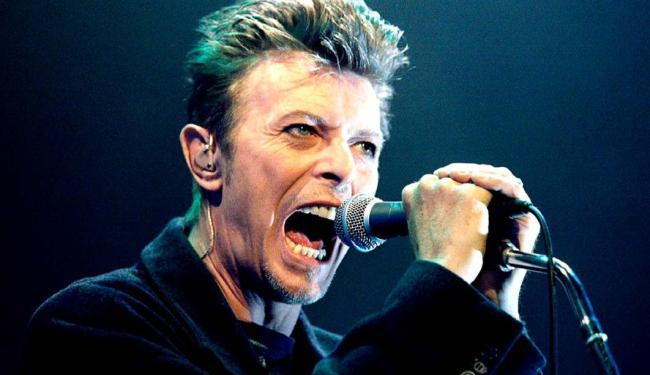 Bowie havia lançado seu último álbum, Blackstar, na sexta-feira e morreu na noite de domingo - Foto: Agência Reuters