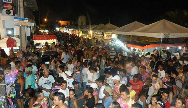 Festa que atrai muitos visitantes a Correntina será realizada de 5 a 9 de fevereiro - Foto: Dena l DNA Produções l 2012
