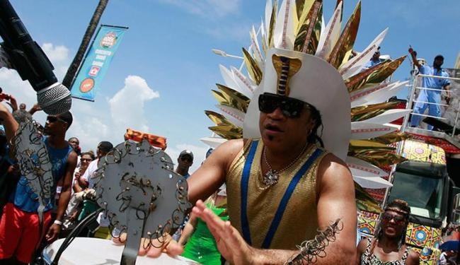 Brown é uma das atrações do pré-carnaval - Foto: Joá Souza | Ag. A TARDE