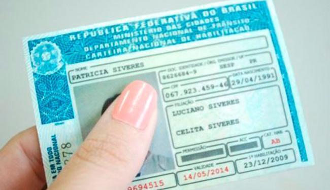A ação é válida para pessoas com renda de até três salários mínimos - Foto: Divulgação   CNH Social