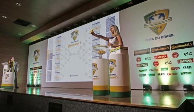 Os chaveamentos foram definidos nesta segunda-feira, 11, na CBF - Foto: Rafael Ribeiro | CBF