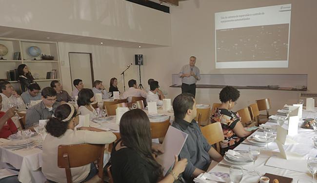 Campanha foi apresentada, nesta quarta-feira, 27, à imprensa no Restaurante Amado - Foto: Ascom Coelba l Divulgação