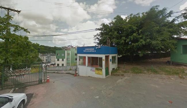 O jovem foi baleado no Condomínio Mata Atlântica em Canabrava - Foto: Google Maps