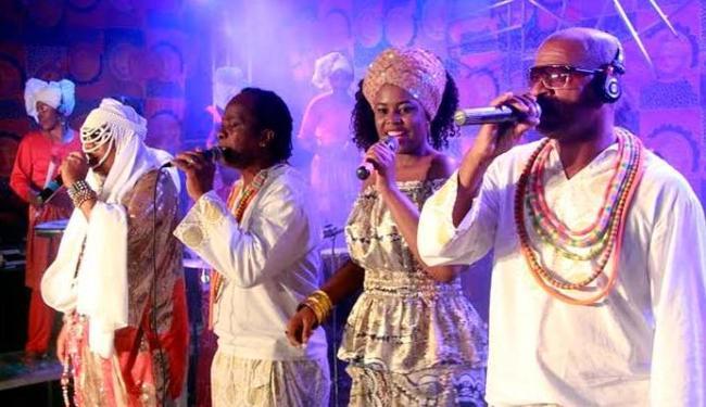 Cortejo Afro vai cantas músicas autorais e dar novas roupagens a sucessos da MPB - Foto: Valmir de Brito | Divulgação