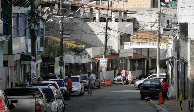 Crime ocorreu em frente à sede do Ilê Aiyê, no Curuzu - Foto: Mila Cordeiro | Ag. A TARDE