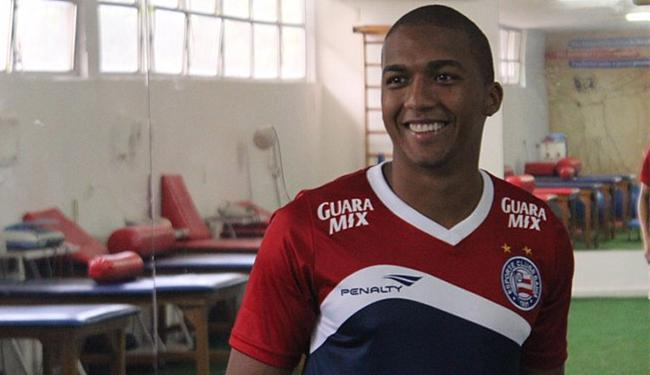 Atleta participou da Libertadores e da campanha do vice-campeonato brasileiro pelo Galo - Foto: Divulgação | E.C. Bahia