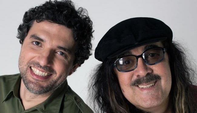 Davi Moraes e Moraes Moreira apresentam novo projeto em show no TCA - Foto: Divulgação