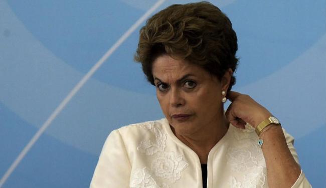 Dilma conversou sozinha com Temer por 15 minutos - Foto: Ueslei Macelino | Reuters