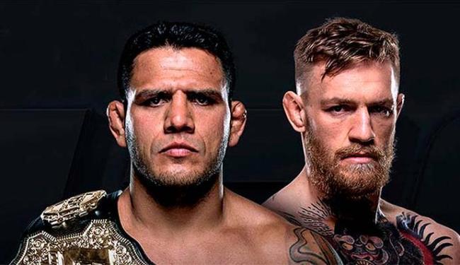 Dos Anjos disse que vai vingar Aldo, que perdeu o cinturão dos pesos penas para McGregor - Foto: Reprodução | UFC