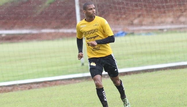 O jogador ainda virá à capital baiana - Foto: Fernando Ribeiro | Criciúma E.C.