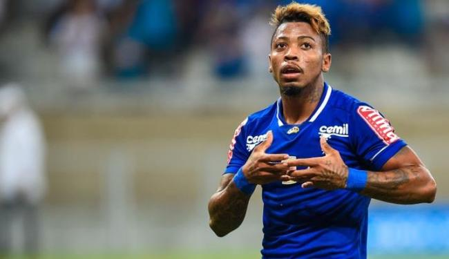 O vice-presidente Manoel Matos confirmou que o Vitória já tinha acerto com o jogador - Foto: Cruzeiro E.C. | Washington Alves | Lightpress
