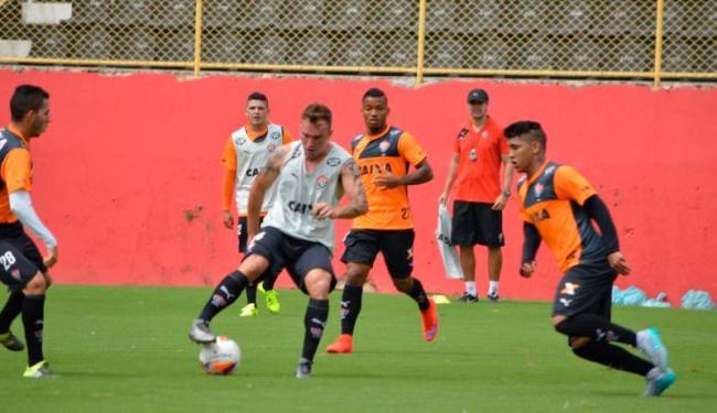 O jogo contou com equipes mistas - Foto: Francisco Galvão | Divulgação