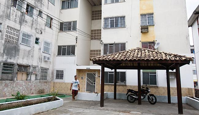 Edson Trindade fugiu do edifício Manajé, antes de a polícia chegar - Foto: Edilson Lima l Ag. A TARDE