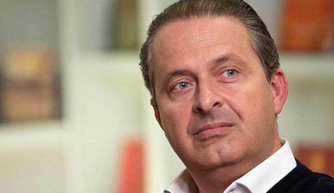 Eduardo Campos e outras seis pessoas morreram em acidente aéreo em 13 de agosto de 2014 - Foto: PSB | Divulgação