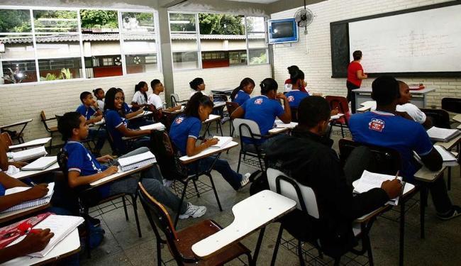 Convocados atuarão na educação básica do sistema estadual - Foto: Margarida Neide | Ag. A TARDE