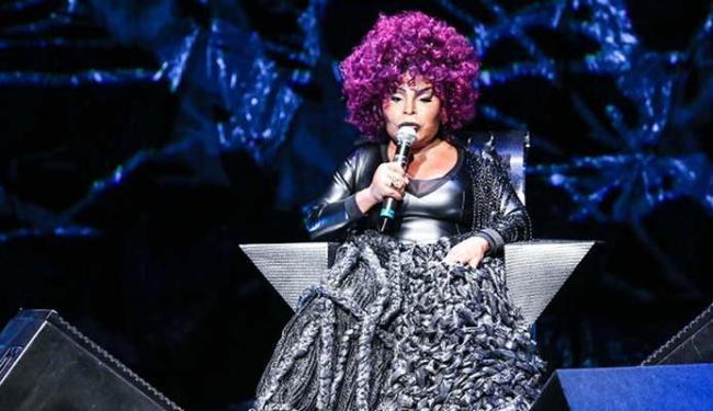 Elza Soares vai apresentar show que foi sucesso de público e crítica - Foto: Stephane Goana Munnier | Divulgação