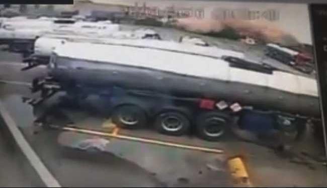 O acidente aconteceu durante a manutenção de caldeira - Foto: Reprodução   Youtube