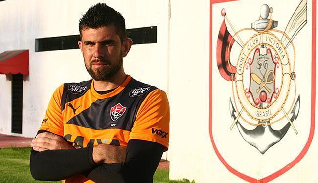 Fernando Miguel, goleiro do Vitória - Foto: Lúcio Távora l Ag. A TARDE