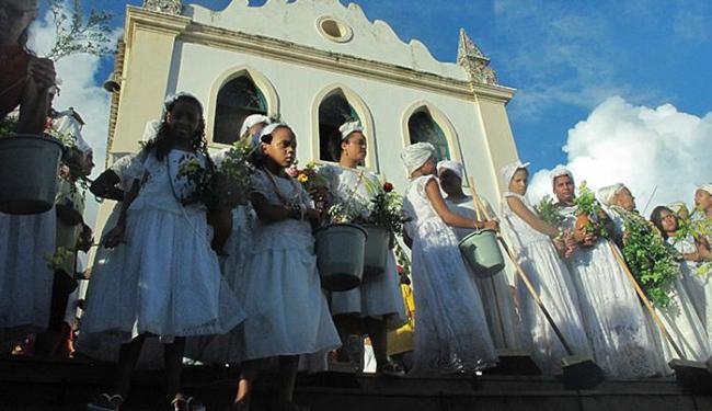 Festa em homenagem ao padroeiro dos garimpeiros tem 164 anos de existência - Foto: Lucas Miranda l Divulgação