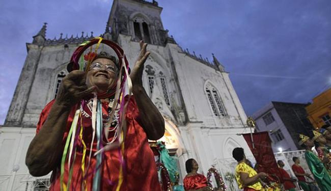 O terno Anunciação se apresentou no término da festa - Foto: Lúcio Távora l Ag. A TARDE