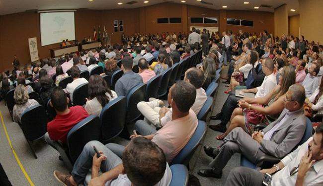 Encontro de prefeitos com presidente do FNDE aconteceu na manhã desta quarta-feira, 21 - Foto: Manu Dias / GOVBA